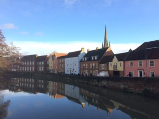 Merchants of Norwich: travel story for The Independent